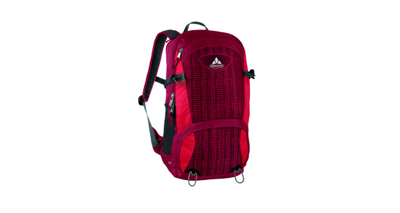 Vaude Wizard Air 30+4 darkred